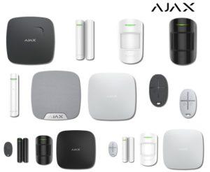Оборудование Ajax