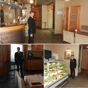 Охрана кафе Киев