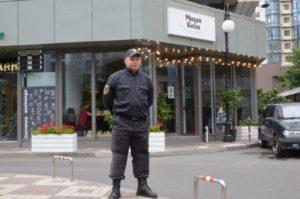 Охорона ресторанів Київ