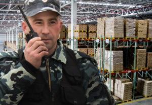 охорона складських приміщень Київ