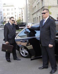 Охрана частных лиц Киев