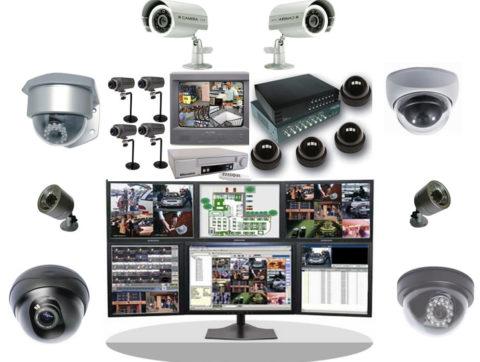 Якими бувають системи відеоспостереження